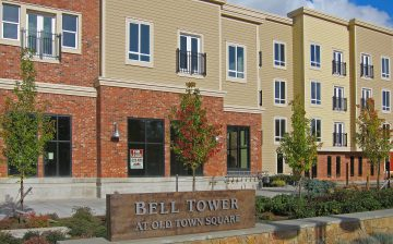Bell Tower Apartments